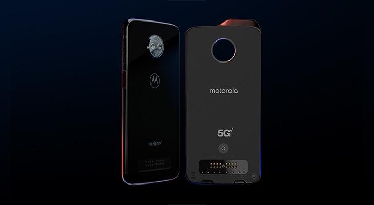 moto z3 with 5G
