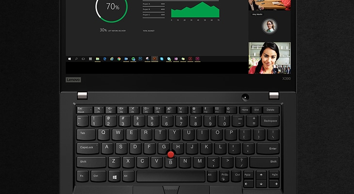 Ноутбук ThinkPad X390