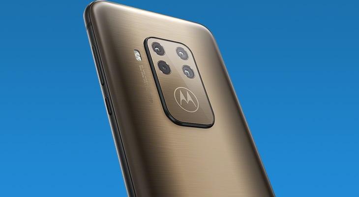 Смартфон Moto One Zoom