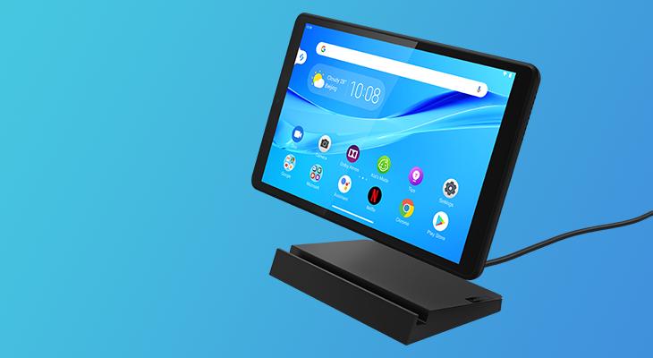 Планшет Lenovo Smart Tab (M8)