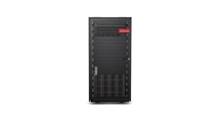 Lenovo ThinkSystem server, stacks