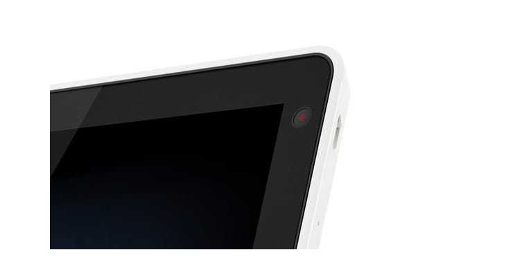 Lenovo Smart Display side view