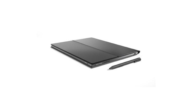 Tablet modunda Lenovo Miix 630 2'si 1 arada