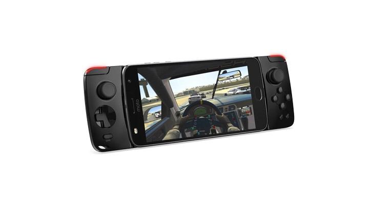Вибір смартфонів moto з модулями moto mod у два ряди