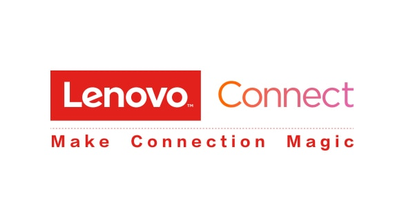 Logo de Lenovo Connect
