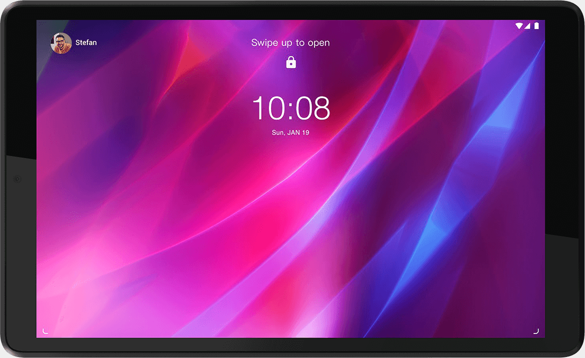 Lenovo Tab M8 (3rd Gen) with Smart Charging Station