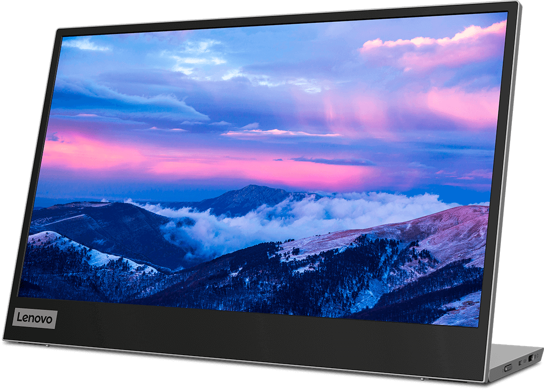 ThinkVision M15 & Lenovo L15 USB-C Mobile Monitors