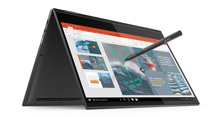 Ноутбук Yoga C630 WOS