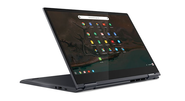 Yoga Chromebook