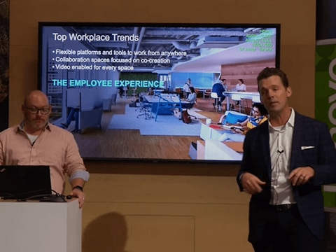 Transforming the Modern Workplace With ThinkSmart