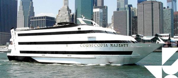 Cornucopia Majesty Riverboat