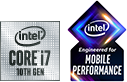 Intel Core i7 and Mobile Performance Logo