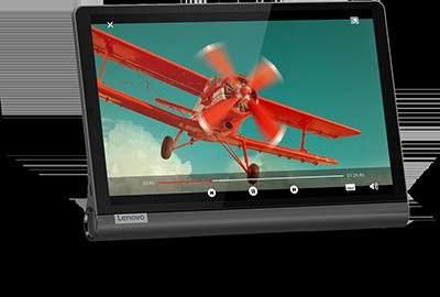Lenovo Yoga Smart Tab Front Angle
