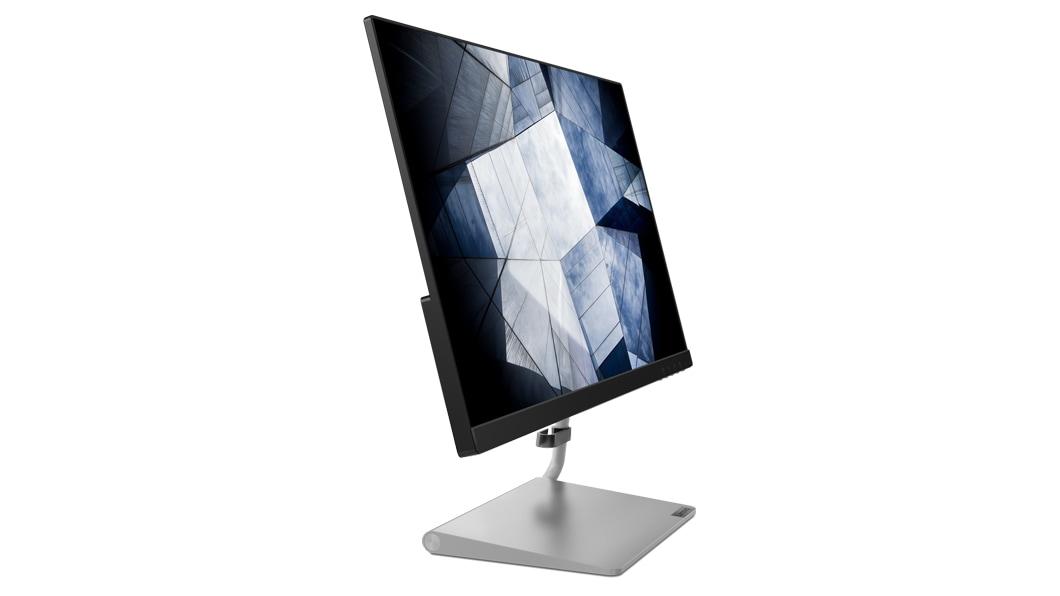 "Lenovo Q24i Monitor   Stylish, vivid 23 8"" monitor   Lenovo UK"