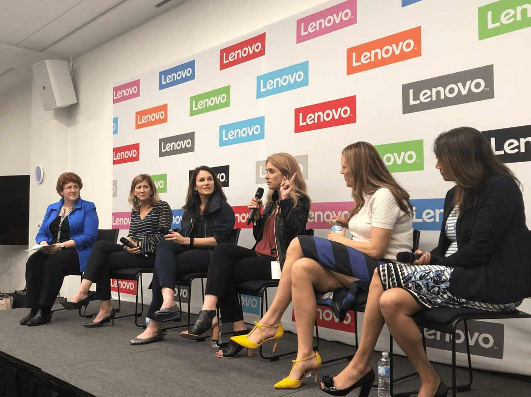 Програма Women in Lenovo Leadership