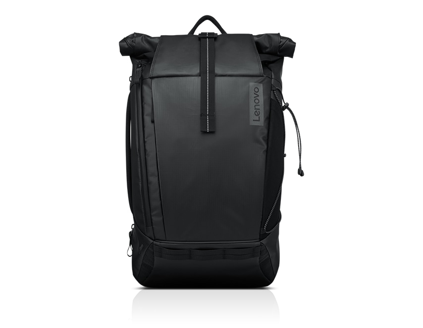 Lenovo 15.6-inch Commuter Backpack Front View