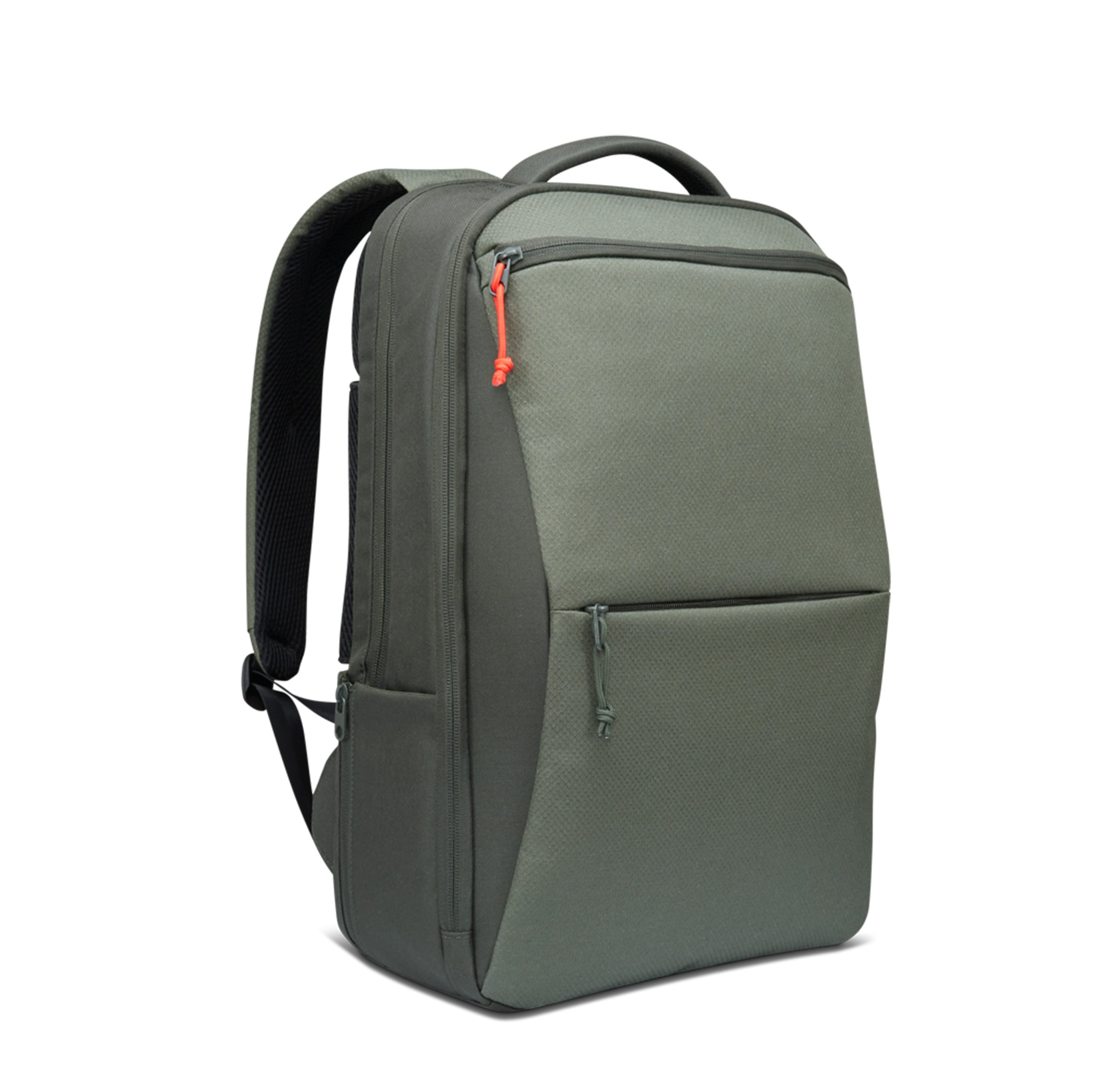 The limited edition Lenovo Eco Pro Backpack available  in Moss Green color
