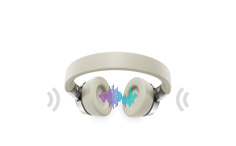 Yoga ANC Headphones top view