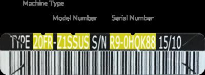 trouver votre numéro de série