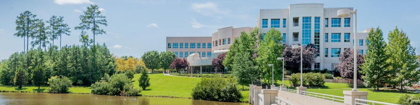 RTP Building 8 Exterior