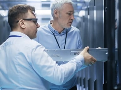 Simplify Data Center Support