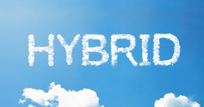 Hybrid cloud: best of both worlds