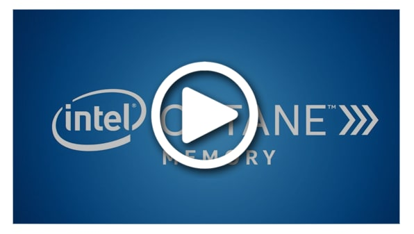 Intel Optane DC Persistent Memory Video