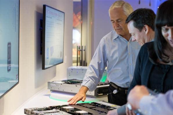Взаимодействие с инновационными центрами искусственного интеллекта