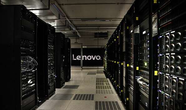 Lenovo Hyperscale Computing Data Center