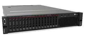 lenovo systems oplossingen database thinksystem sr650