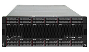 lenovo systems solutions database thinksystem sr950