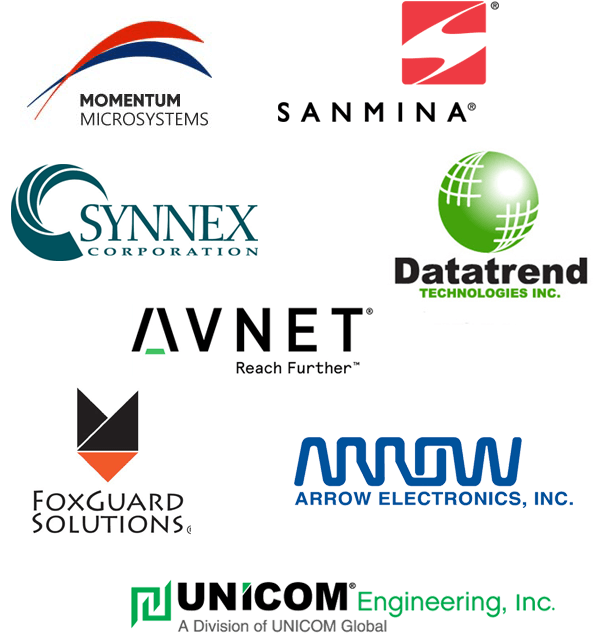 Powerful ecosystem of OEM Partners