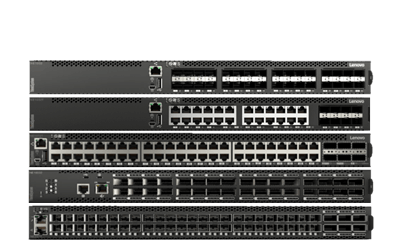 Lenovo Data Center Ethernet RackSwitch