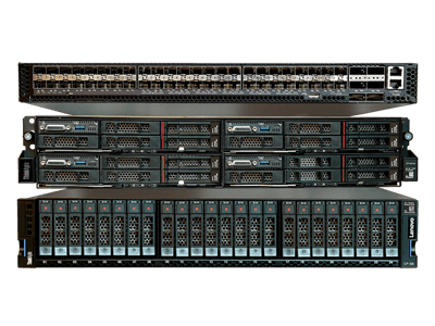Lenovo Data Center ThinkAgile CP Series