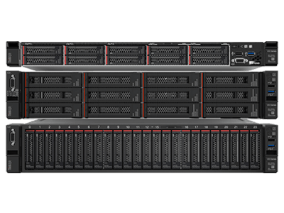 Lenovo Data Center ThinkAgile VX Series