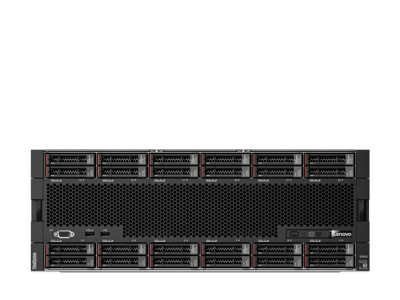 Lenovo Data Center Mission-Critical Servers