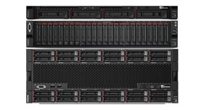 Lenovo Data Center Software Defined Storage