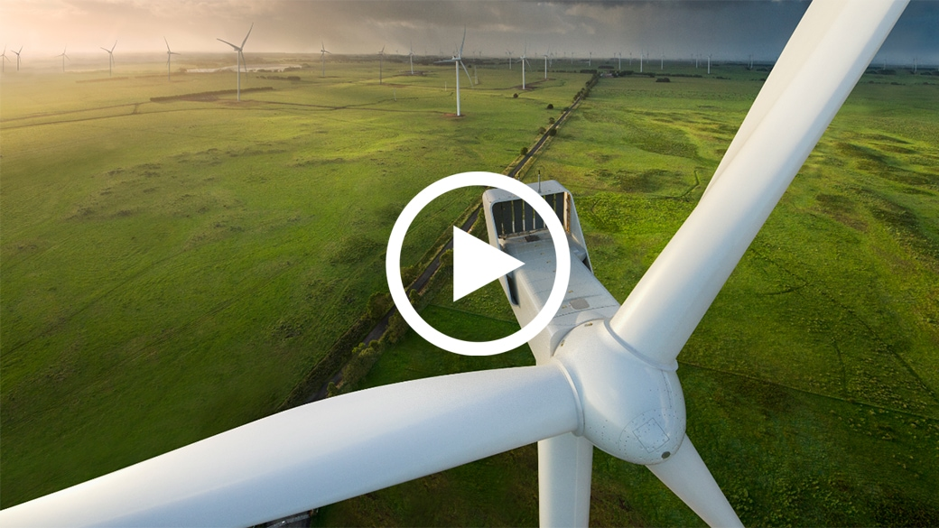 Vestas harnesses the power of the wind with big data analytics running on Lenovo