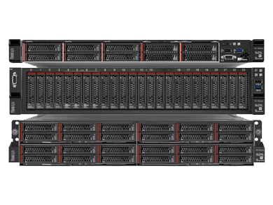 Solution Intel Select pour Microsoft SQL Server 2019 sur Lenovo ThinkAgile MX, 2e génération
