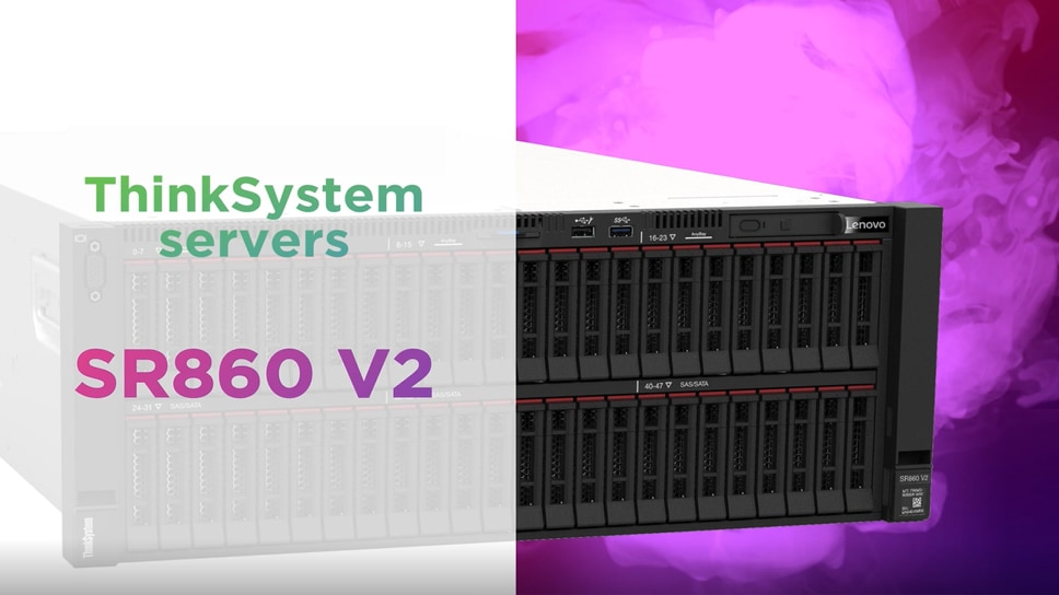 ThinkSystem SR860 V2