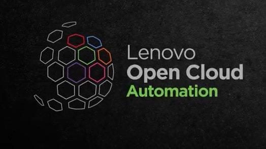 Lenovo Open Cloud Automation logo