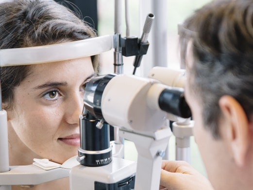 Improving the accuracy of eye screenings