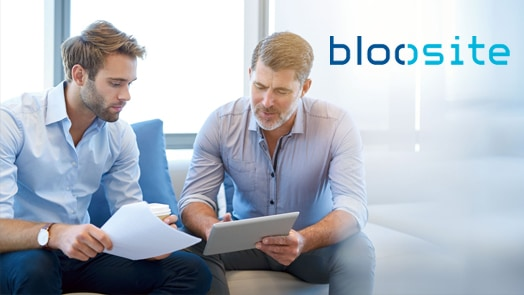 bloosite offers a cloud-based virtual desktop service with built-in security