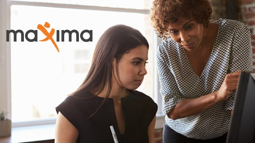 Maxima changes lives by helping people enter the workplace