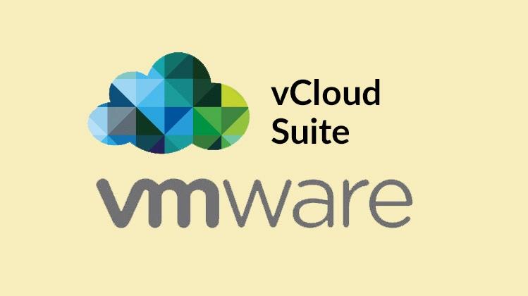 vCloud Suite VMware