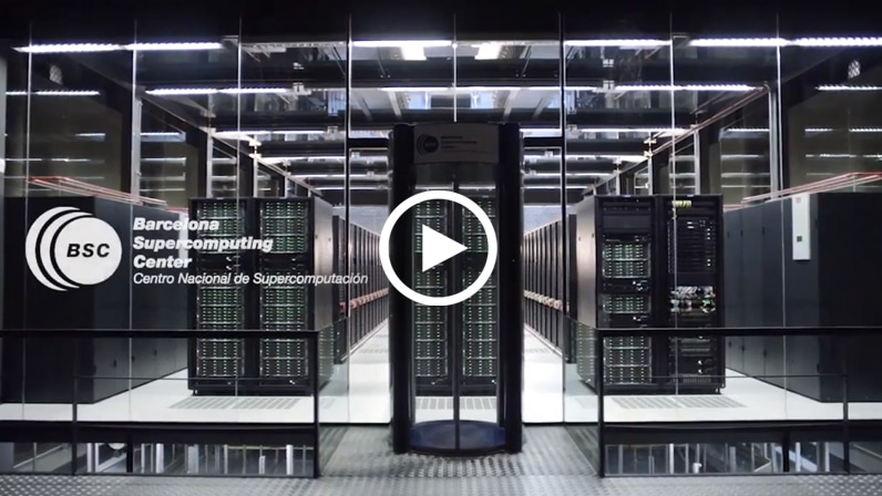 Marenostrum Supercomputer