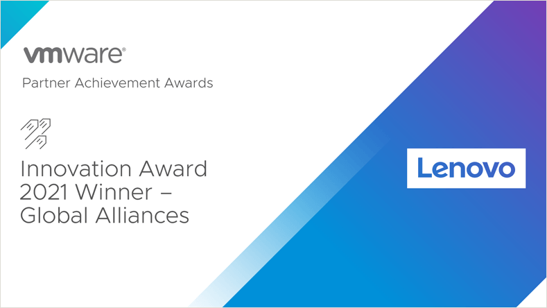 "VMware ""Partner of the Year"""