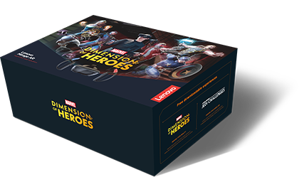 Marvel dimensions of Heroes image