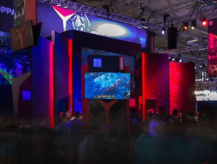 Lenovo Legion at Gamescom