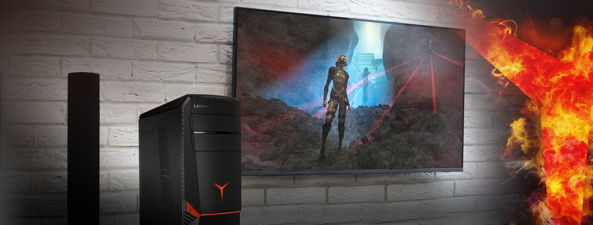 Игровой ПК Lenovo Legion Y720 Tower